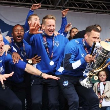 Portsmouth FC Champions
