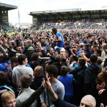 League two - Notts County vs Portsmouth - 17/04/17